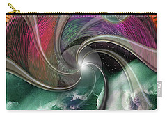 Cosmic Surfer Carry-all Pouch
