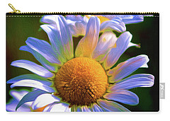 Daisy Carry-all Pouch by Andre Faubert