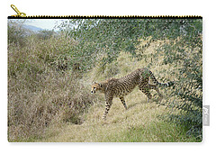 Carry-all Pouch featuring the photograph Descent by Fraida Gutovich
