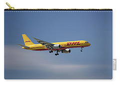 Dhl Boeing 757-236 Pcf Carry-all Pouch