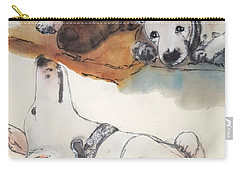 Dogs Dogs  Dogs Album Carry-all Pouch