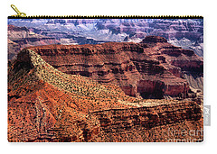 Dragon Corridor Grand Canyon Carry-all Pouch by Thomas R Fletcher