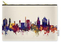 Durham North Carolina Skyline Carry-all Pouch