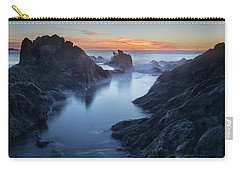 El Golfo - Lanzarote Carry-all Pouch by Joana Kruse