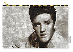 Elvis Presley, Singer Carry-all Pouch