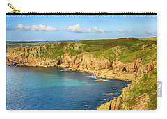 End Of The World - Cornwall Carry-all Pouch