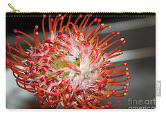 Exotic Flower Carry-all Pouch by Elvira Ladocki