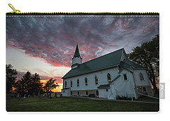 Carry-all Pouch featuring the photograph Faith  by Aaron J Groen