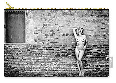 Carry-all Pouch featuring the photograph Faith by Traven Milovich