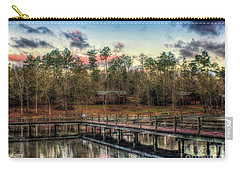 Flint Creek Carry-all Pouch by Maddalena McDonald