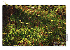 Carry-all Pouch featuring the photograph Flowers by Cassandra Buckley