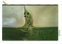 Flying Above Palouse Carry-all Pouch