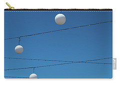 3 Globes Carry-all Pouch