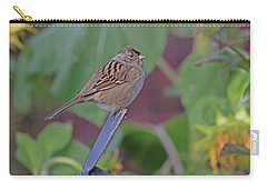Golden-crowned Sparrow Carry-all Pouch