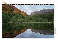 Golden Light In Glencoe Carry-all Pouch