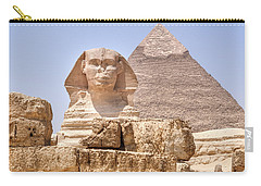 Pyramid Of Khafre Carry-All Pouches