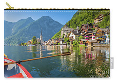 Hallstatt Carry-all Pouch by JR Photography
