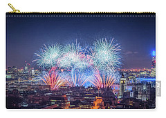 Happy New Year London Carry-all Pouch
