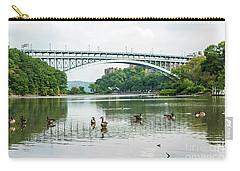 Henry Hudson Bridge Carry-all Pouch