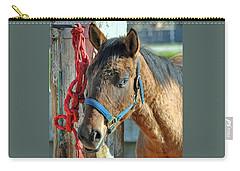 Horse Carry-all Pouch by Savannah Gibbs