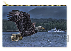 In Flight. Carry-all Pouch by Timothy Latta