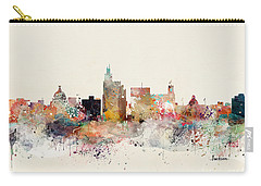 Jackson Mississippi Skyline Carry-all Pouch