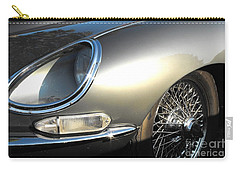 Jaguar E-type Carry-all Pouch