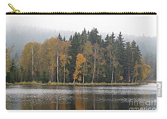 Carry-all Pouch featuring the photograph Kladska Peats by Michal Boubin