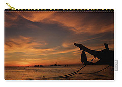 Koh Tao Island In Thailand Carry-all Pouch by Tamara Sushko