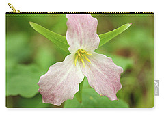 Large-flowered Trillium Carry-all Pouch