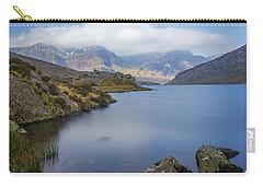 Llyn Ogwen  Carry-all Pouch by Ian Mitchell