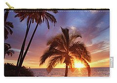 Lonely Palm Carry-all Pouch