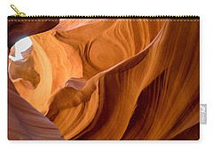Lower Antelope Canyon Navajo Tribal Park #4 Carry-all Pouch