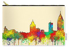 Mobile Alabama Skyline Carry-all Pouch