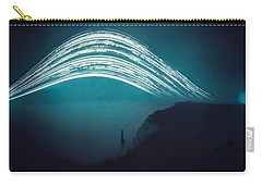 3 Month Exposure At Beachy Head Lighthouse Carry-all Pouch