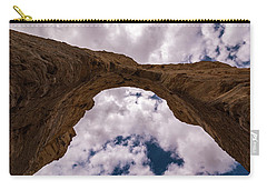 Monument Rocks Carry-all Pouch by Jay Stockhaus