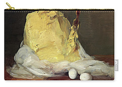 Mound Of Butter Carry-all Pouch