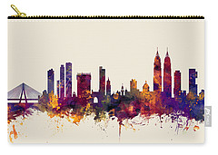 Mumbai Skyline India Bombay Carry-all Pouch