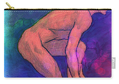 Nude Man Carry-all Pouch