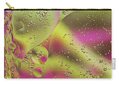 Oil In Water Carry-all Pouch by Kevin Blackburn