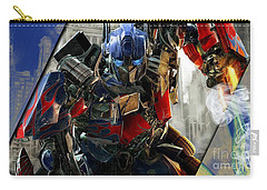 Optimus Prime Transformers Collection Carry-all Pouch