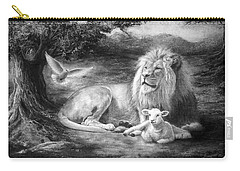 Peace Be With You Carry-all Pouch