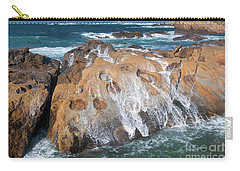 Point Lobos Concretions Carry-all Pouch