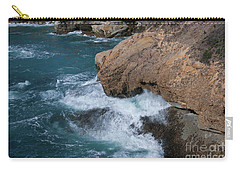 Point Lobos Carry-all Pouch by Glenn Franco Simmons