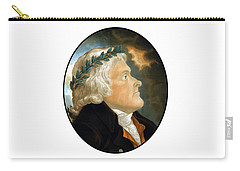 President Thomas Jefferson - Two Carry-all Pouch