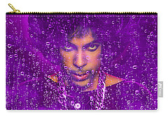 Prince Purple Rain Tribute Carry-all Pouch