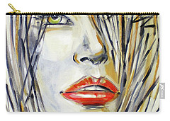 Red Lipstick 081208 Carry-all Pouch