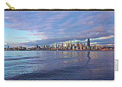 Seattle Skyline Cityscape Carry-all Pouch