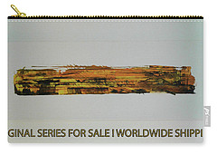 Series Abstract Worlds Only Originals For Sale Worldwide Shipping Carry-all Pouch