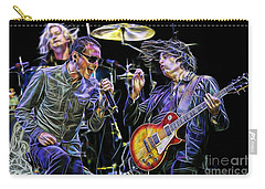 Stone Temple Pilots Collection Carry-all Pouch by Marvin Blaine
